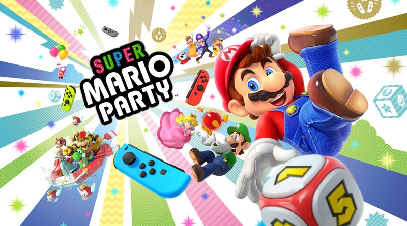 Super Mario Party Goes Online