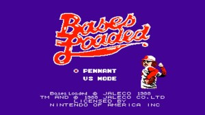 Bases Loaded (NES) Game Hub