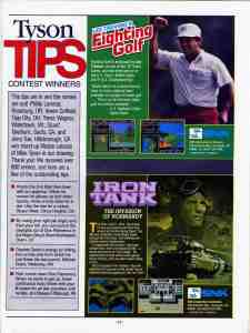 Nintendo Fun Club News | June-July 1988 pg 17