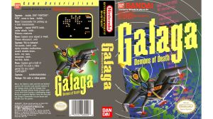 Galaga Review