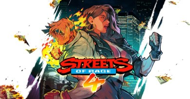 Dream Team Of Composers Featured In Streets Of Rage 4