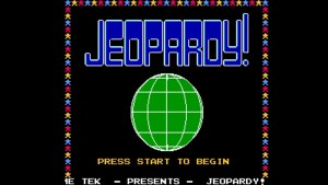 Jeopardy (NES) Game Hub