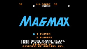 MagMax (NES) Game Hub