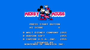 Mickey Mousecapade (NES) Game Hub