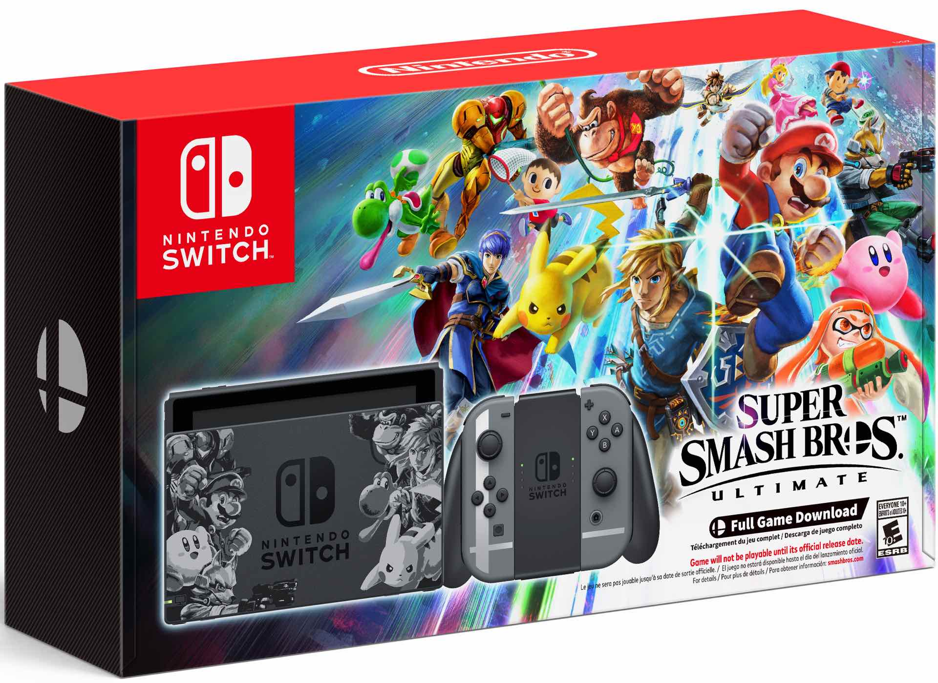 Nintendo Goes Bundle Crazy Fortnite Switch Bundle Makes Number 4