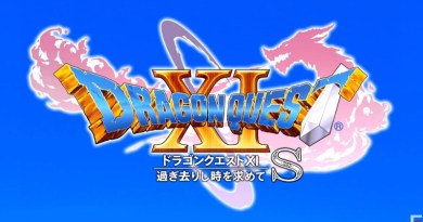 Dragon Quest XI S Announced For Switch