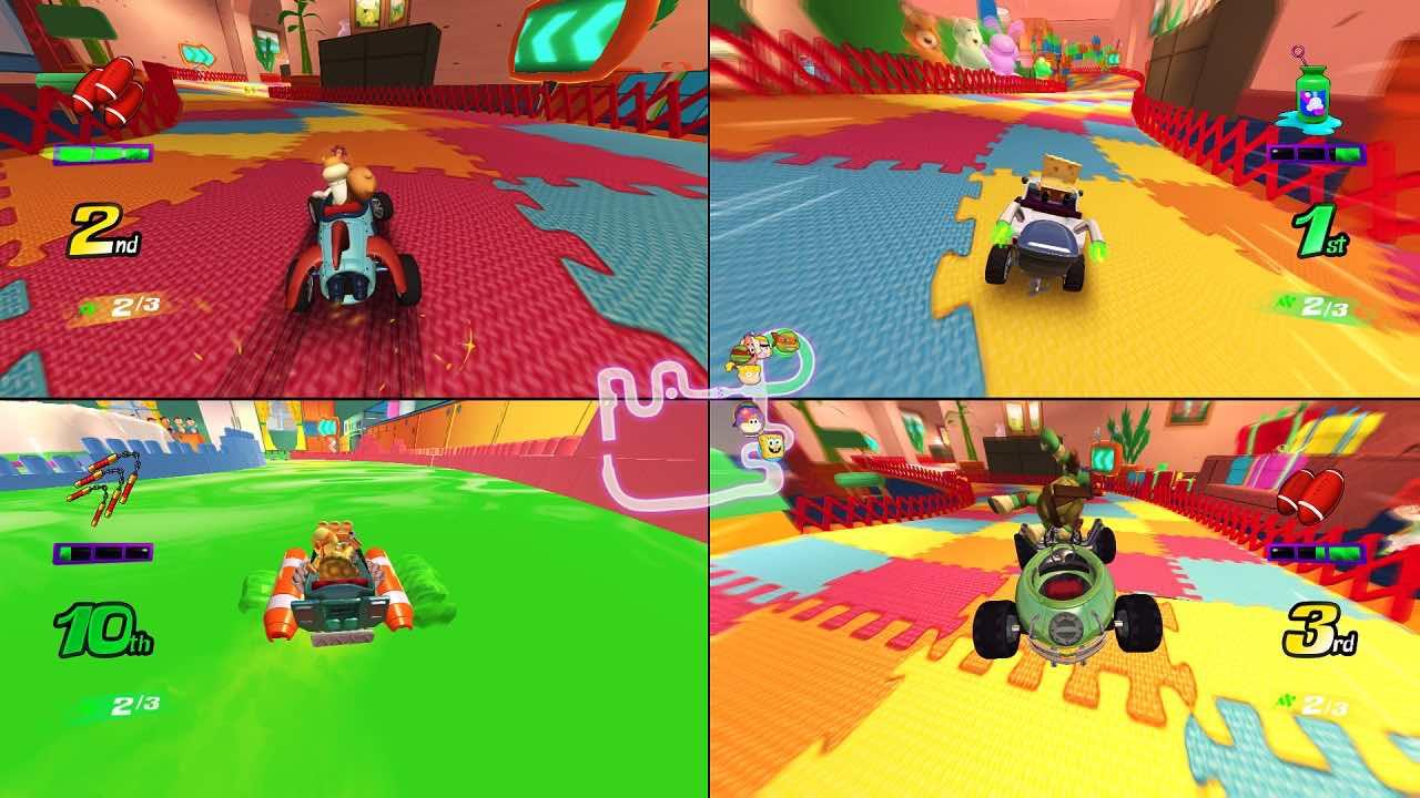 Nickelodeon Kart Racers Review – Nintendo Times