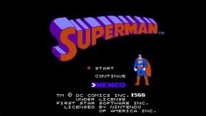 Superman (NES) Game Hub