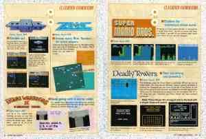 Nintendo Power | Nov Dec 1988-54-55
