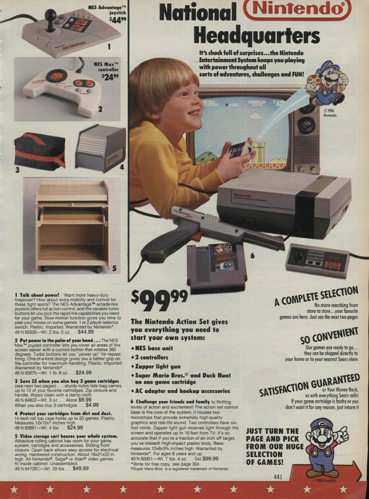 Sears Christmas Catalog.1988 Sears Wish Book J C Penney Christmas Catalog