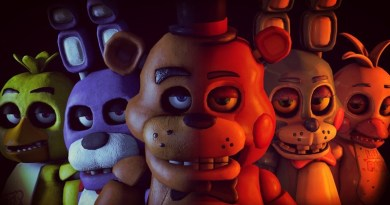 The Original Five Nights At Freddy's Games Coming To Switch