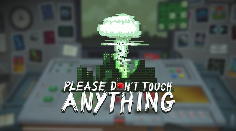 Please, Don't Touch Anything Review