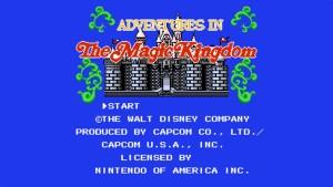 Adventures In The Magic Kingdom (NES) Game Hub