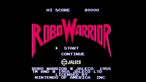 RoboWarrior (NES) Game Hub