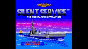 Silent Service (NES) Game Hub
