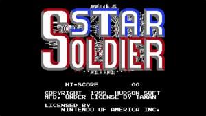Star Soldier (NES) Game Hub