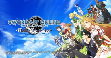 Sword Art Online: Hollow Realization Deluxe & Fatal Bullet Complete Games Announced
