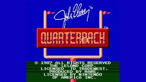 John Elway's Quarterback (NES) Game Hub