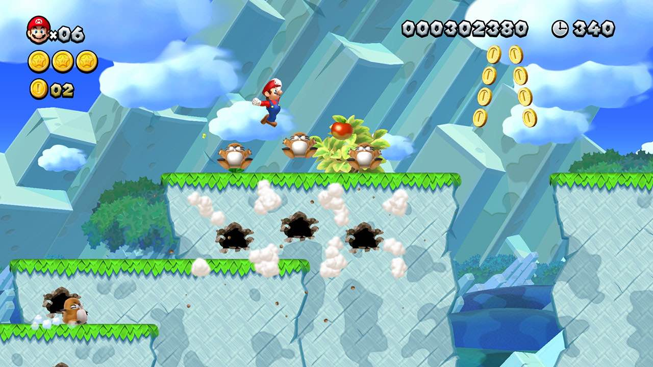 New Super Mario Bros U Deluxe Review Nintendo Times