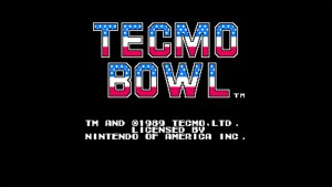 Tecmo Bowl (NES) Game Hub