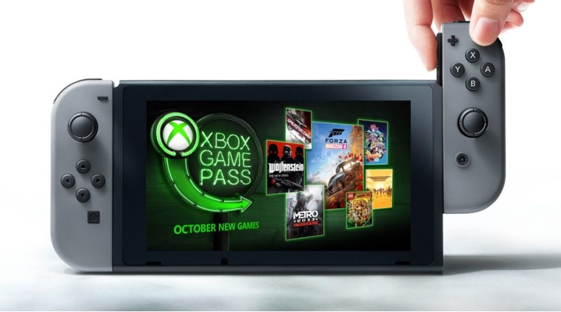 Rumor: Xbox Game Pass Coming To The Nintendo Switch This Year