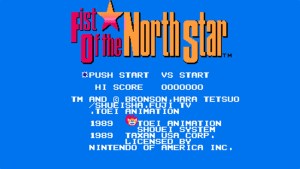 Fist Of The North Star (NES) Game Hub