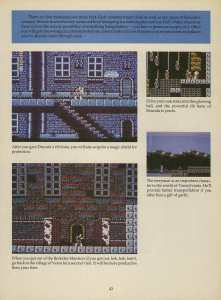 Game Player's Strategy Guide to Nintendo Games Issue 2 Pg. 043