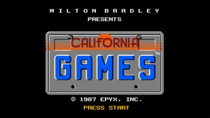 California Games (NES) Game Hub