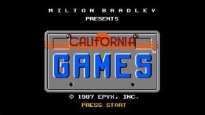 California Games (NES) Game Hub