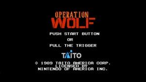 Operation Wolf (NES) Game Hub