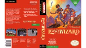 Legacy Of The Wizard Review