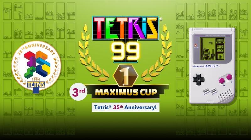 Tetris 99 Adds Paid DLC & 3rd Maximus Cup Can Unlock Game