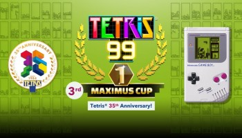Tetris 99 2nd Maximus Cup Online Event – Nintendo Times