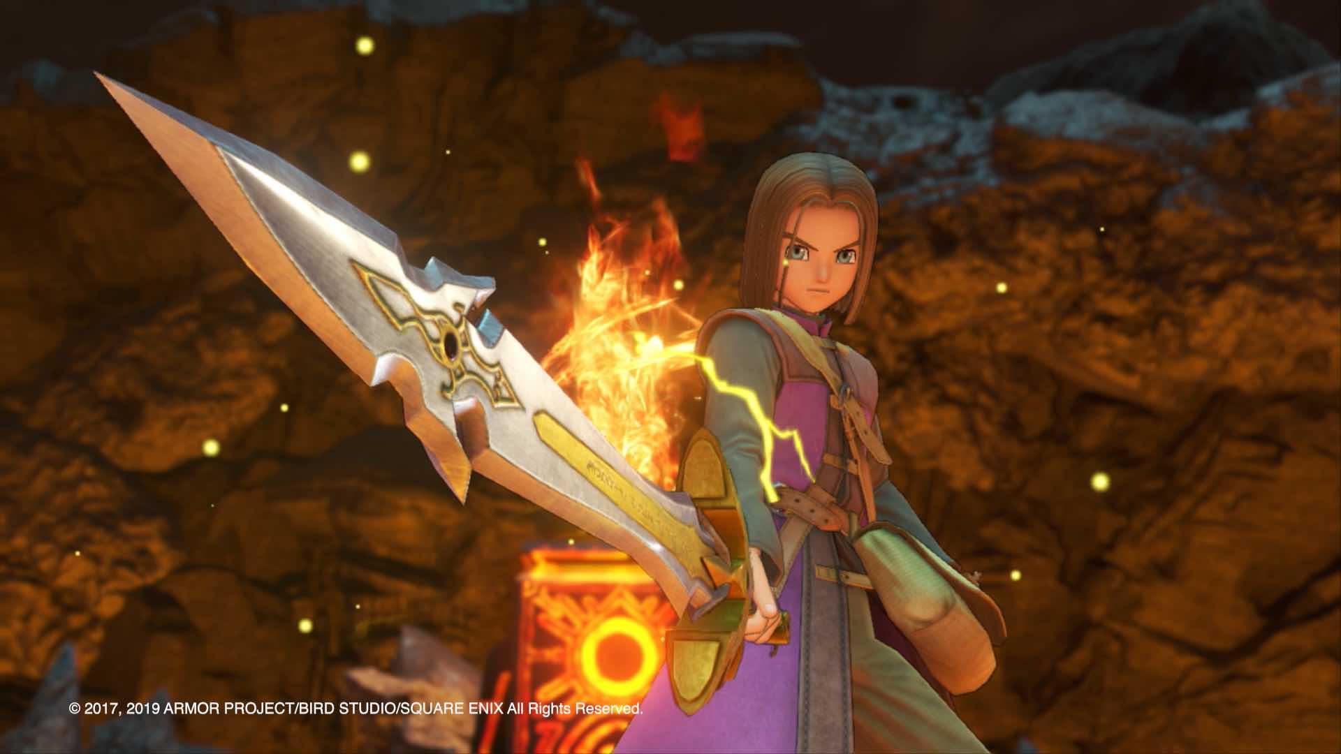 Dragon Quest Xi 8 Nintendo Times