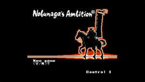 Nobunaga's Ambition (NES) Game Hub
