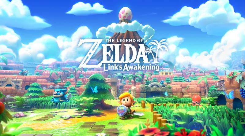 The Legend Of Zelda Link S Awakening Review Nintendo Times