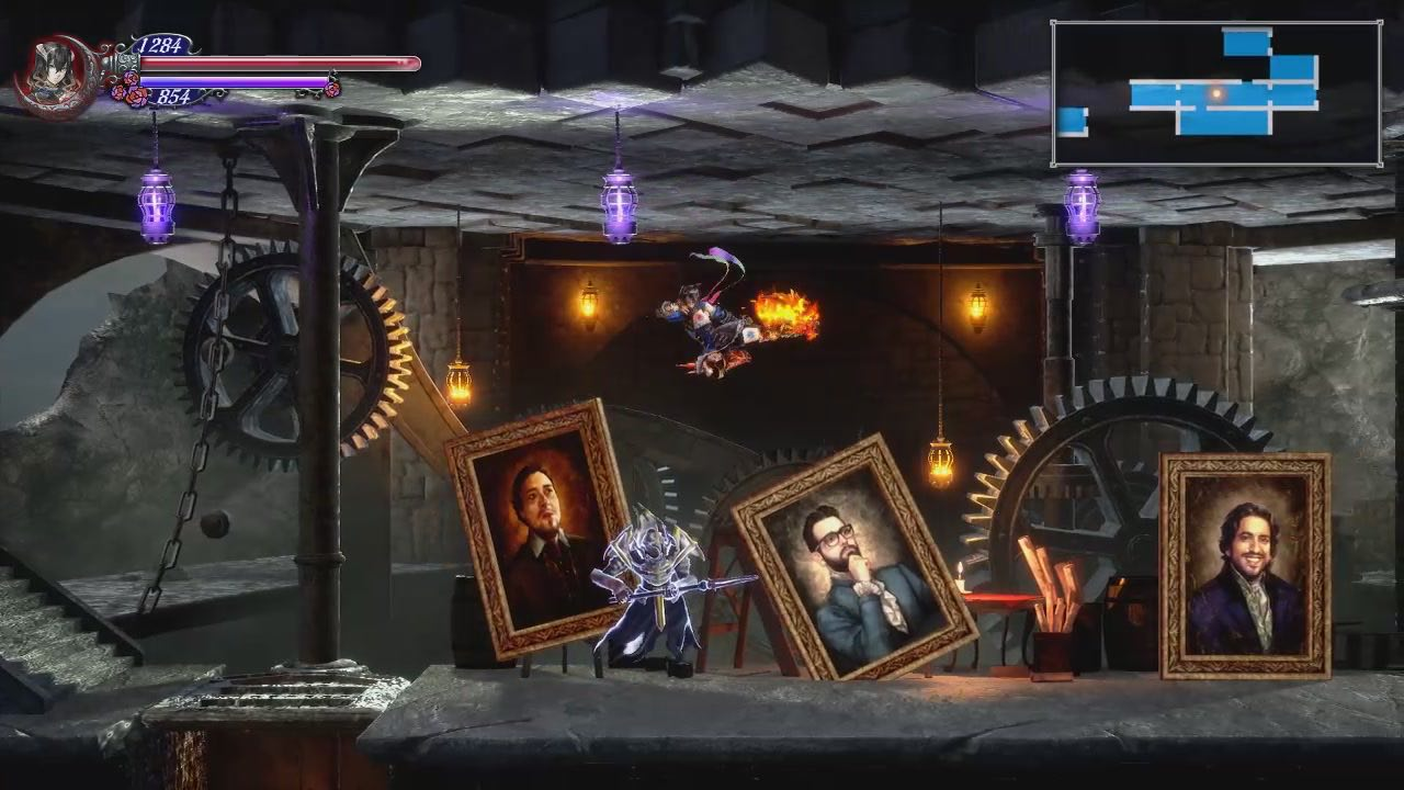 Bloodstained: Ritual Of The Night Review – Nintendo Times