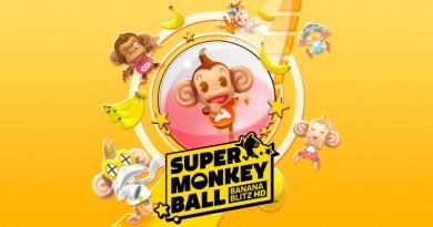 Super Monkey Ball Banana Blitz HD Rolls Onto Switch This Halloween
