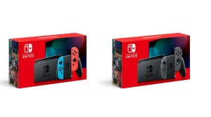 New Model Nintendo Switch Getting Battery Upgrade Mid-August