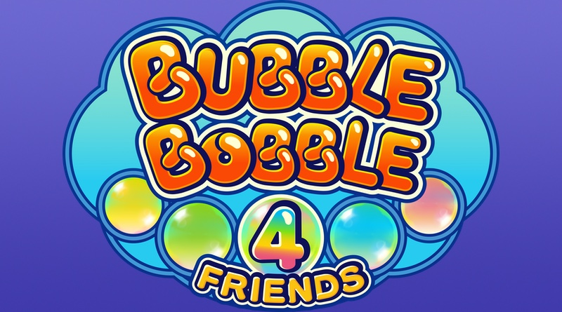 Bubble Bobble 4 Friends Coming Exclusively To Nintendo Switch