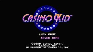 Casino Kid (NES) Game Hub