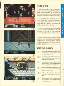 Game Players Buyers Guide To Nintendo Games | October 1989 pg-125