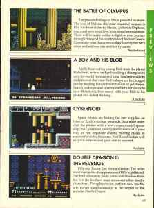 Game Players Buyers Guide To Nintendo Games | October 1989 pg-149