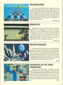 Game Players Buyers Guide To Nintendo Games | October 1989 pg-152