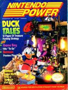 Nintendo Power | September October 1989 pg-1