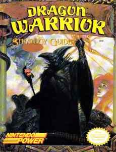 Nintendo Power | November December 1989 | Dragon Warrior Strategy Guide pg-1