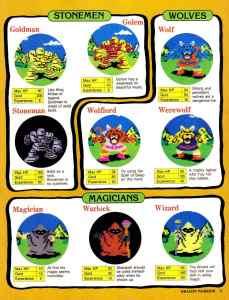 Nintendo Power | November December 1989 | Dragon Warrior Strategy Guide pg-15