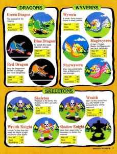 Nintendo Power | November December 1989 | Dragon Warrior Strategy Guide pg-17