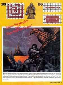 Nintendo Power | November December 1989 | Dragon Warrior Strategy Guide pg-33
