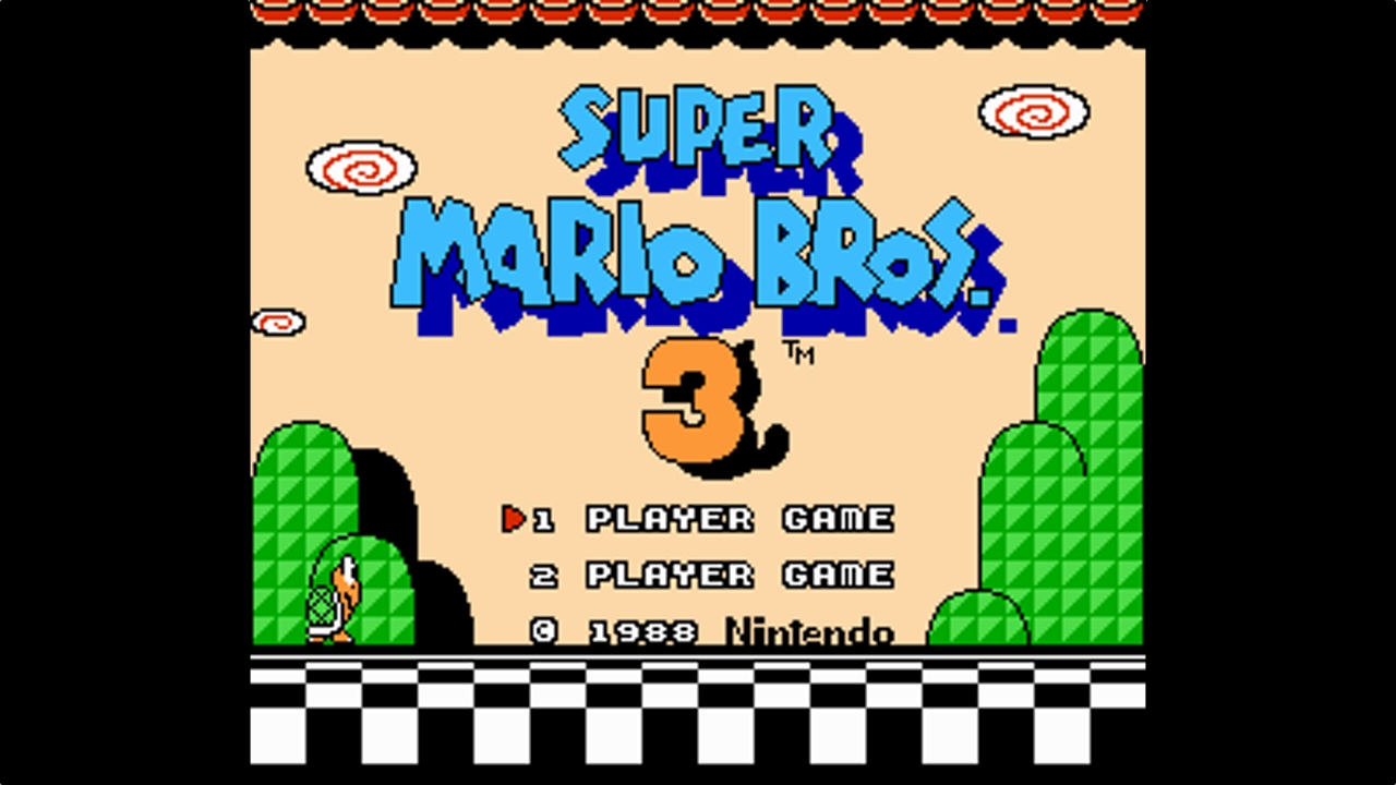 Super Mario Bros 3 Nes Game Hub Nintendo Times